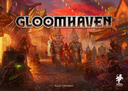 Gloomhaven El Mejor Juego De Mesa De La Historia A Quien Le Toca